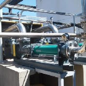 Montagem de equipamentos industriais