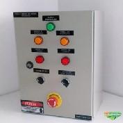 Montagem de painel elétrico para indústria farmacêutica