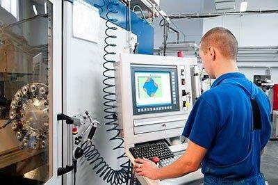 Montagem elétrica industrial