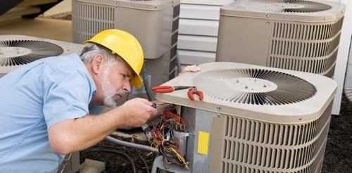 Serviços de manutenção em refrigeração