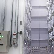 Câmara de refrigeração